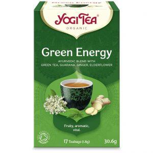 Yogi Tea Green Energy, 17φακελάκια