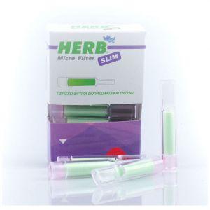 HERB Micro Filter Slim, 12τμχ