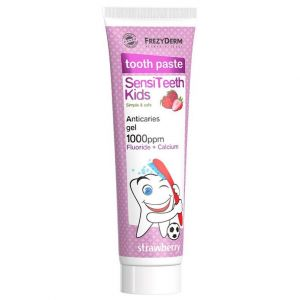 Frezyderm SensiTeeth Kids Tooth Paste 1.000ppm, 50ml
