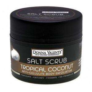 Donna Valente Tropical Dream Body Sea Salt Exfoliator, 250gr