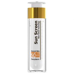 Frezyderm Sun Screen Velvet Face Cream SPF50+, 50ml