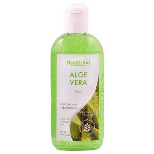 Ηealth Aid Aloe Vera Gel 100% Φυσικό Ζελέ Αλόης για το πρόσωπο & το σώμα, 250ml