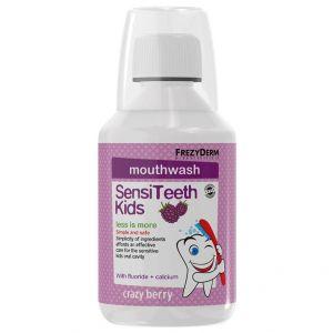 Frezyderm SensiTeeth Kids Mouth Wash, 250ml
