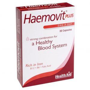 Health Aid Haemovit Plus 30 Κάψουλες