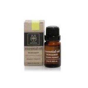 Apivita Essential Oil Bergamot, 10ml