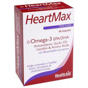 Health Aid HeartMax, 60 κάψουλες