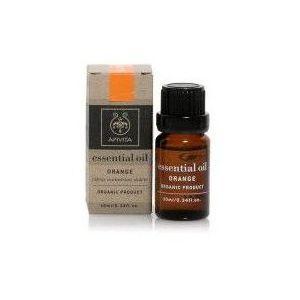 Apivita Essential Oil, Αιθέριο Έλαιο με Πορτοκάλι, 10ml