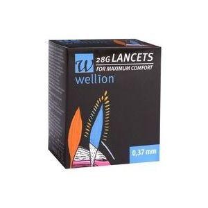 Wellion 28G Lancets 0,37mm, 50τμχ