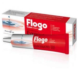Flogo Calm Cream Εγκαύματα Για Το Πρόσωπο & Σώμα 50ml