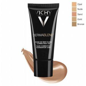 Vichy Dermablend Fluide Fdt Correcteuer Nude No.25 SPF35, 30ml