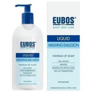 Eubos Liquid Washing Emulsion Blue, 400ml