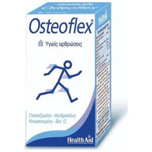 Health Aid Osteoflex Blister, Γλυκοσαμίνη, Χονδροϊτίνη, Turmeric, Vitamin C, 30 Tabs