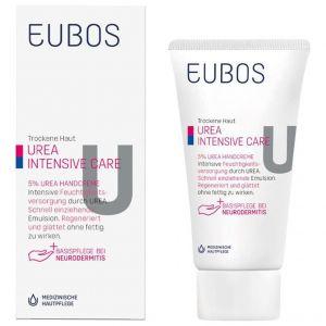 Eubos Urea 5% Hand Cream, 75ml