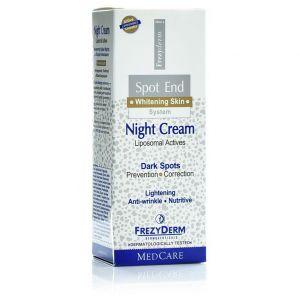 Frezyderm Spot End Night Cream, 50ml