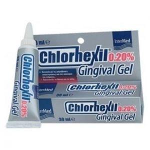 Intermed Chlorhexil 0.20 % Gingival Gel, 30ml