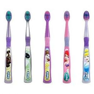 Oral-B Παιδική Οδοντόβουρτσα Stages 3, 3-5 Ετών, 1τμχ