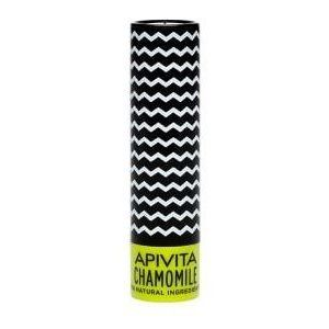 Apivita Lip Care with chamomile SPF15, 4.4gr