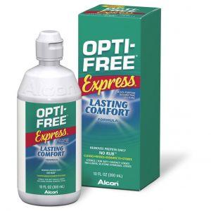 Opti-Free Express, Υγρό Φακών Επαφής, 355ml