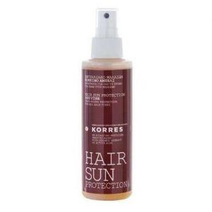 Korres Sun Κόκκινο Αμπέλι Αντηλιακό Μαλλιών, 150ml
