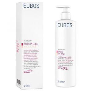 Eubos Liquid Red Washing Emulsion, 400ml