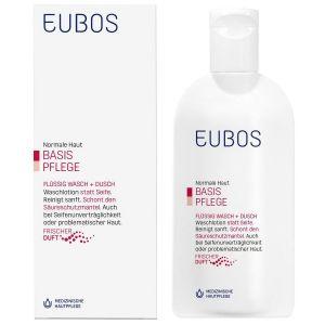 Eubos Liquid Washing Emulsion Red, 200ml