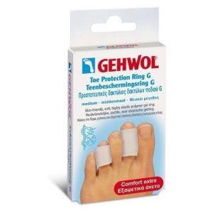 Gehwol Toe Protection Ring G Μini, Προστατευτικός Δακτύλιος Δακτύλων Ποδιού G Mini, 18mm