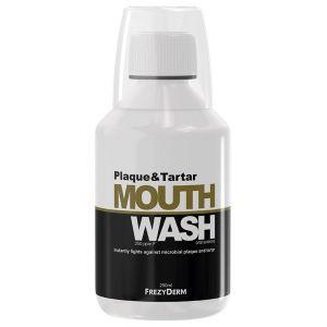 Frezyderm Mouthwash Plaque & Tartar, 250ml