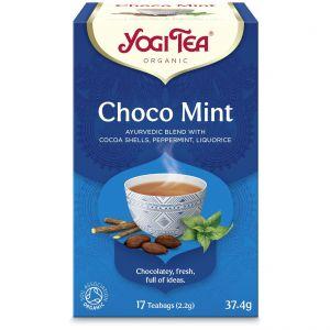 Yogi Tea Choco Mint, 17φακελάκια