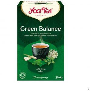 Yogi Tea Green Balance, 17φακελάκια