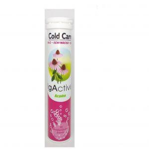 IgActive Cold Care Vit C, Echinacea & Zinc, 20eff.tabs