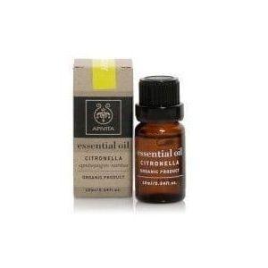 Apivita Essential Oil Citronella, 10ml