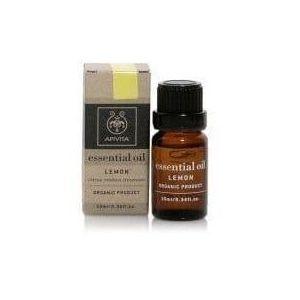 Apivita Essential Oil Lemon, 10ml