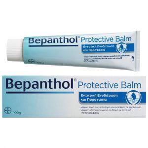 Bepanthol Protective Balm με Λιπαρή Βάση Ιδανικό για Tattoo, 100gr