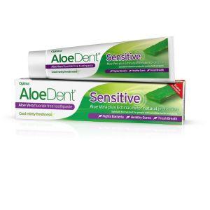 Optima Aloe Dent Triple Action Toothpaste, 100ml