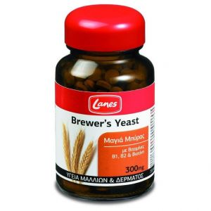 Lanes Brewer's Yeast 300mg, 200 tabs