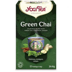 Yogi Tea Green Tea, 17φακελάκια