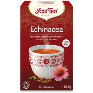 Yogi Tea Echinacea, 17φακελάκια