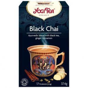 Yogi Tea Black Chai, 17φακελάκια