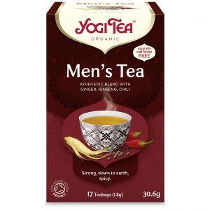 Yogi Tea Men's Tea, 17φακελάκια