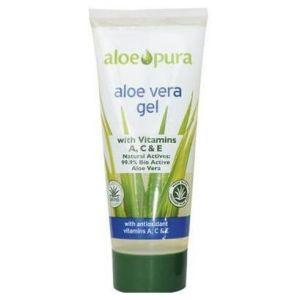 Optima Aloe Vera Gel with Vitamin A,C & E, 200 ml