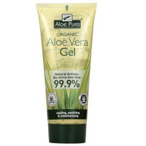 Optima Organic Aloe Vera Gel 99,9%, 200ml