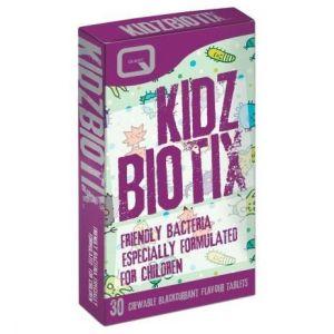 Quest Nutra Pharma KidzBiotix, 30chewtabs