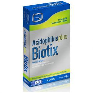 Quest Biotix Acidophilus Plus, 30 caps