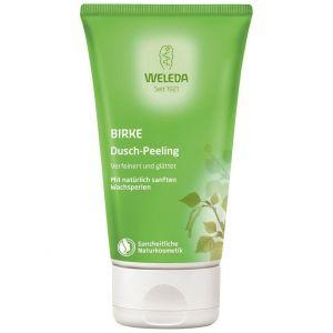Weleda Birch Body Scrub Peeling, 150ml