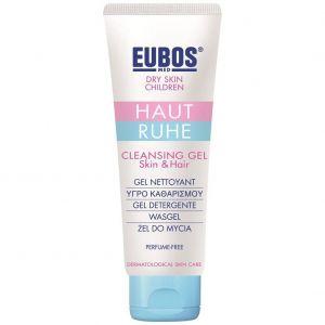 Eubos Eubos Dry Skin Baby Cleansing Gel Skin & Hair, 125ml