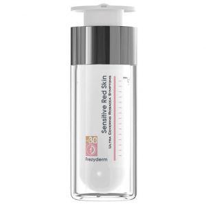 FrezyDerm Sensitive Red Skin Tinted Cream SPF 30, 30ml