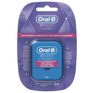ORAL-B, Οδοντικό Νήμα 3D White Luxe 35m1τμχ