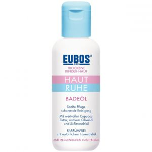 Eubos Baby Bath Oil,125ml