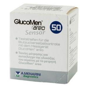 A.Menarini GlucoMen Areo Sensor, 50 τμχ