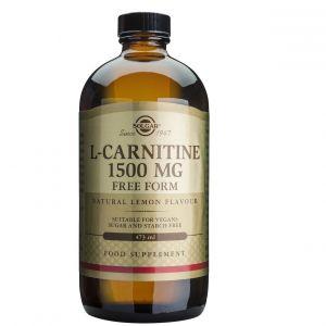 Solgar L-CARNITINE 1500mg Liquid, 473ml